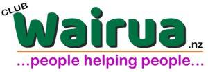 Club Wairua Logo in development